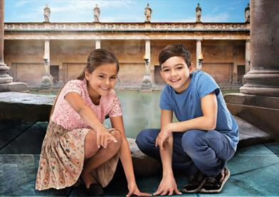 Roman Baths Family Friendly